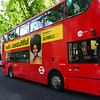 Bus in Nottinghill.